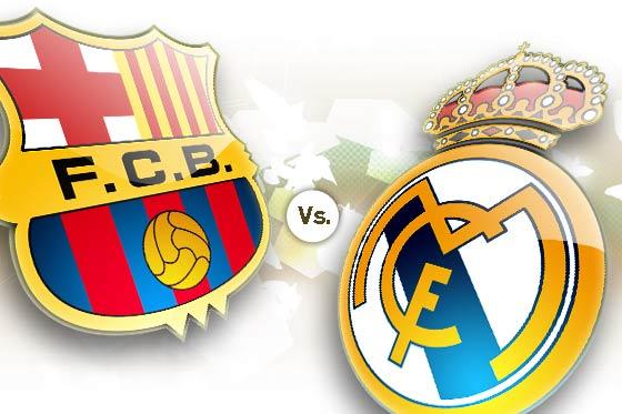 Rivalidade entre Barcelona e Real Madrid na Espanha