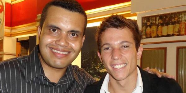 Entrevista com Bernard, revelação do futebol brasileiro