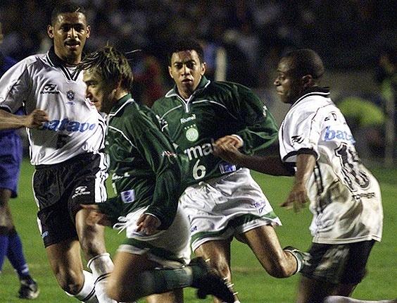 Jogos históricos entre Palmeiras e Corinthians