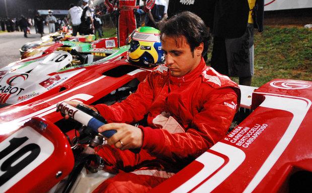 Entrevistas com Massa e Barrichello