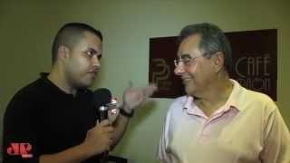 Entrevista com Flavio Prado na Jovem Pan