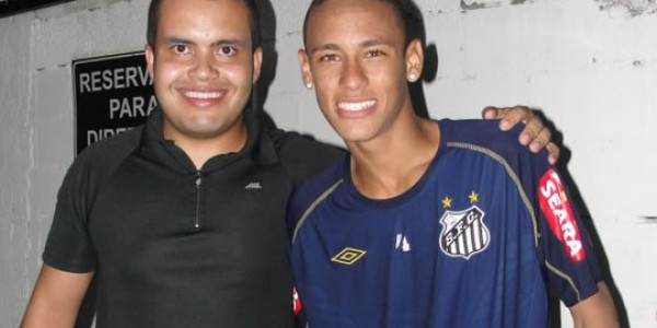 Entrevista com Neymar