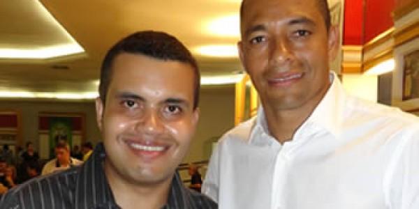 Vagner Lima e Gilberto Silva