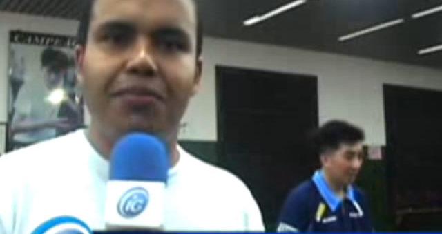 Vagner Lima na TV iG