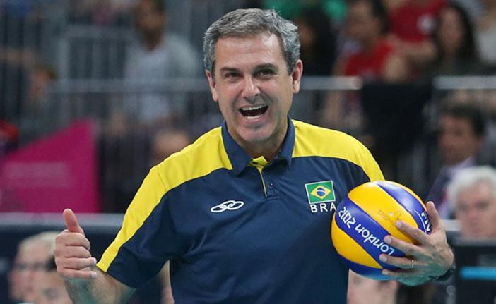 Entrevista com Zé Roberto Guimarães do vôlei